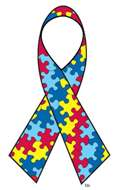 Autism Awareness Ribbon - Autism Society