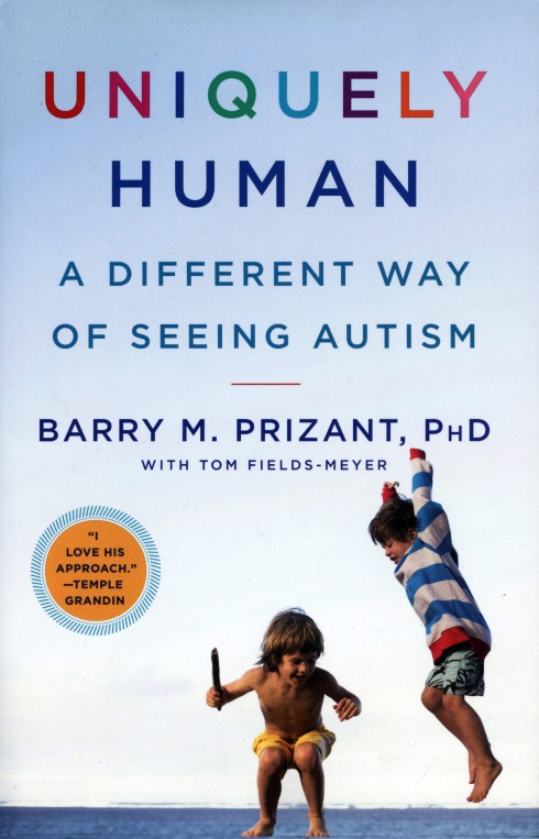The book Uniquely Human argues that autistic behaviors are human behaviors.