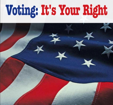 Voting - Its Your Right